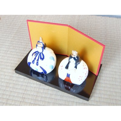 Photo2: Kouki Hina doll (a doll displayed at the Girls' Festival)