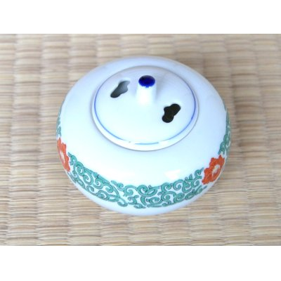 Photo2: Obi-karakusa mini Incense burner (small size)