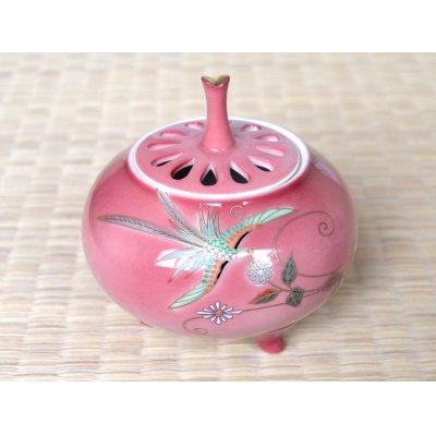 Photo2: Heian miyabi Incense burner