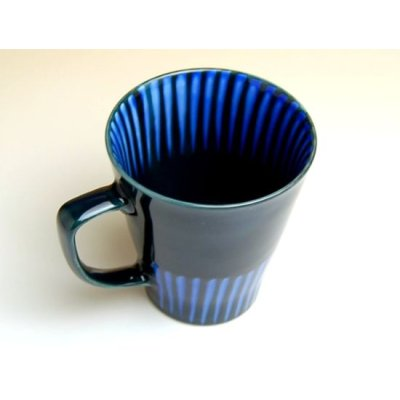 Photo2: Subaru (Blue) mug