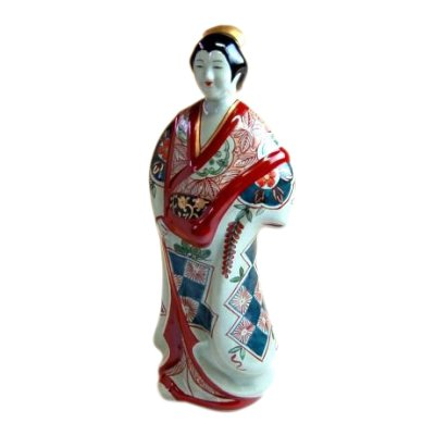[Made in Japan] Ko-imari ningyou Doll