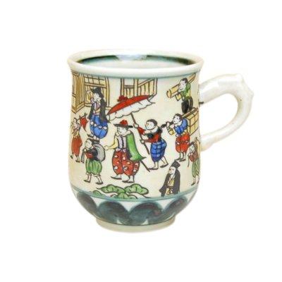 [Made in Japan] Emaki mug