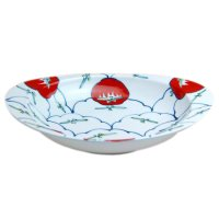 Tomato Oval dish (26.6cm)