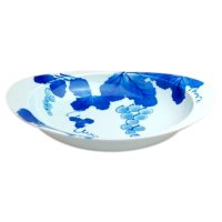 Grape Oval dish (26.6cm)