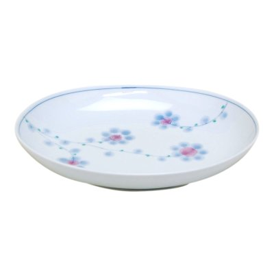 [Made in Japan] Soufuuka (Purple) Large plate