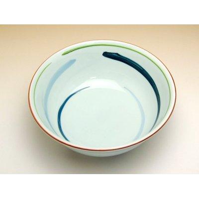 Photo2: Ryuusei DONBURI  bowl (20cm)