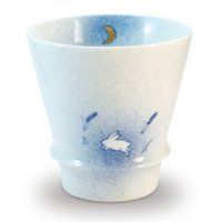 Moon and Rabbit cup