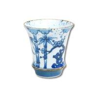 Sometsuke Syochikubai (Vertical) SAKE GLASS