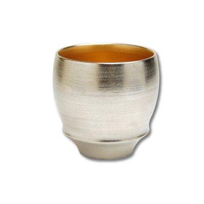 [Made in Japan] Ginkaku (Round) SAKE GLASS