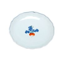 Konsai Kabu turnip Medium plate (17.3cm)