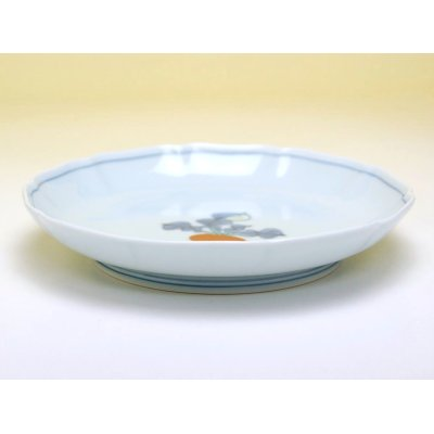 Photo2: Konsai Kabu turnip Medium plate (15.5cm)