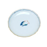 Konsai Mame broad bean Small plate (10.4cm)
