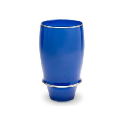 [Made in Japan] Cobalt blue tall cup