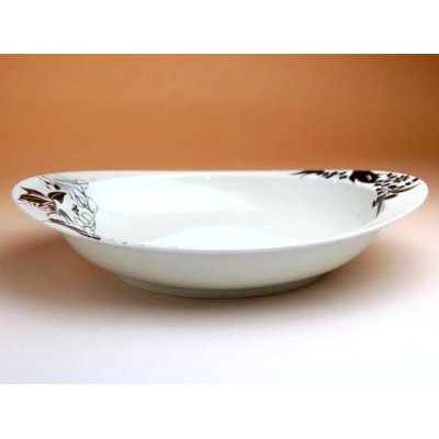 Photo3: Silhouette Oval dish (26.6cm)