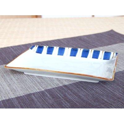 Photo2: Gosu tokusa Medium plate (17.5cm)