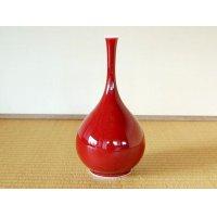 Shinsha tsurukubi Vase