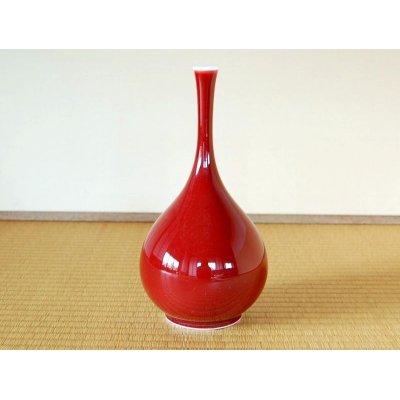 [Made in Japan] Shinsha tsurukubi Vase