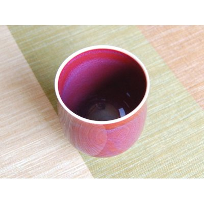 Photo3: Naigai Shinsha (Small)Japanese green tea cup (wooden box)