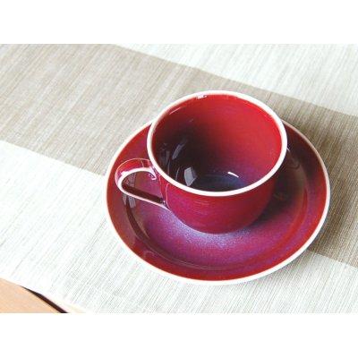 Photo3: Naigai shinsha Cup and saucer(wooden box)