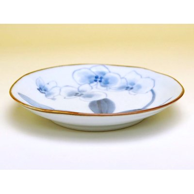 Photo2: Kochouran Medium plate (14.6cm)