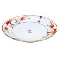 Hana kazari Medium plate (18.5cm)