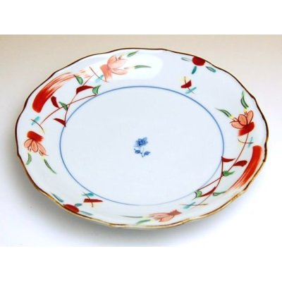 Photo2: Hana kazari Medium plate (18.5cm)
