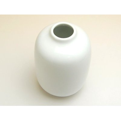 Photo2: Hakuji natsume shaped Small vase