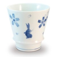 Hana Usagi rabbit cup