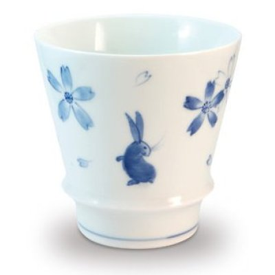 [Made in Japan] Hana Usagi rabbit cup