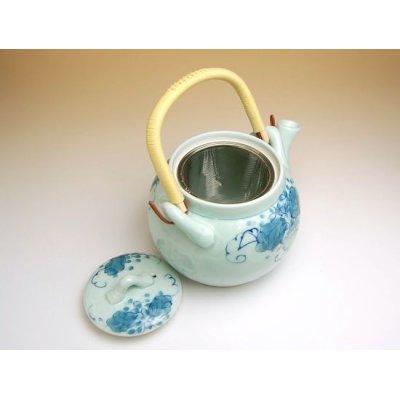 Photo2: Kamakurabori Tsuta Teapot (6 gou)