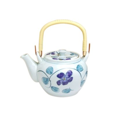 [Made in Japan] Maron tessenka Teapot (8 gou)