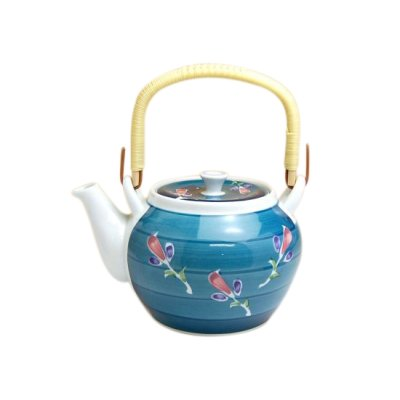 [Made in Japan] Hana musume Teapot (10 gou)