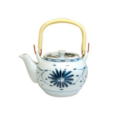 [Made in Japan] Annan karakusa Teapot (10 gou)