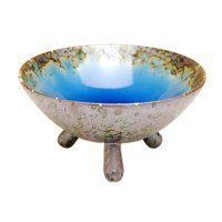 Nanban ruri Small bowl (10.2cm)