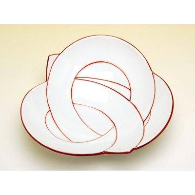 Photo3: Shusen musubi Large bowl (17cm)