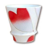 Heart (Red) cup