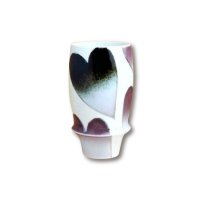 Heart (Black) tall cup
