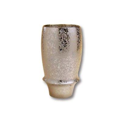 [Made in Japan] Ginpaku silver tall cup
