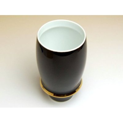 Photo2: Angel ring (Black) tall cup