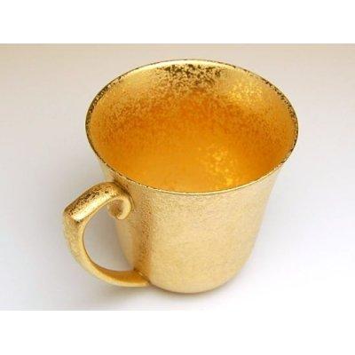 Photo2: Zipangu gold mug