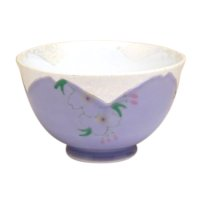 Hanano mai Sakura (Purple) rice bowl