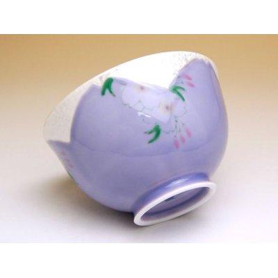 Photo2: Hanano mai Sakura (Purple) rice bowl