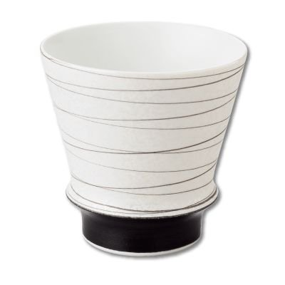 [Made in Japan] Kotobuki (Black) cup