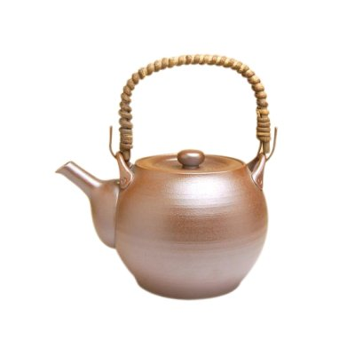 [Made in Japan] Nanban Teapot (6 gou)