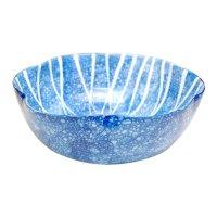 Yuteki midare tokusa Large bowl (21cm)