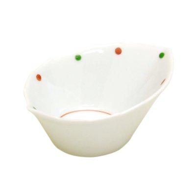 [Made in Japan] Akawa ten-mon Small bowl