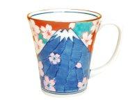 Nabeshima Mt.Fuji mug