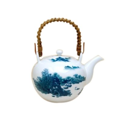 [Made in Japan] Sansui landscape Teapot