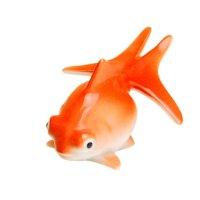 Hime demekin goldfish (Red) Ornament doll