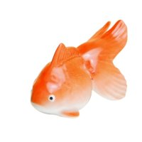 Hime kingyo goldfish (Red) Ornament doll